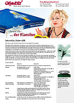Datenblatt Saturn Alu / Saturn GFK zum Download