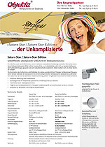 Datenblatt Saturn Star / Saturn Star Edition zum Download